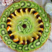 CBD Fruit Tart Recipe
