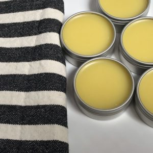 Frankincense Lip Butter With CBD
